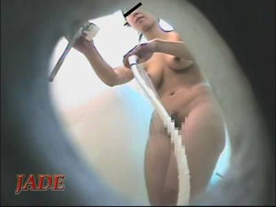 盗撮シャワールーム のぞき穴 1