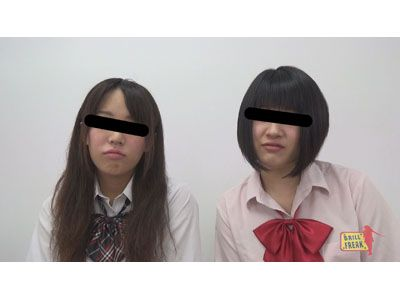 フェティッシュ女子校生 初のどきどきレズSEX 2 1