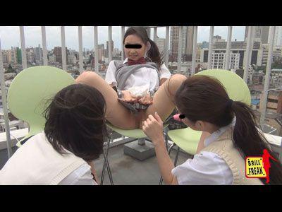 フェティッシュ女子校生 初のどきどきレズSEX1 3