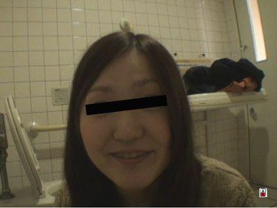 自画撮りシリーズ050  排泄トイレ FILE7 1