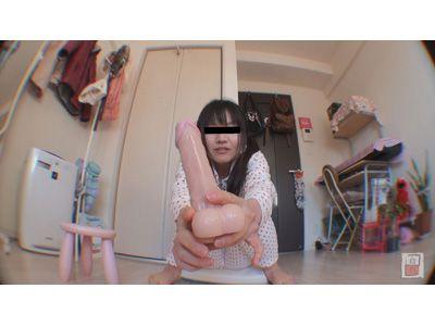 素人投稿 自画撮りシリーズ087 ディルドオナニー FILE1 3