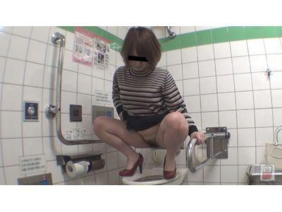 素人投稿 自画撮りシリーズ 088 排泄トイレ FILE11 1