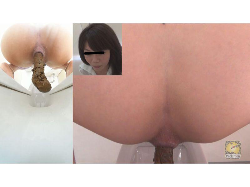 盗撮 糞尿女① 4
