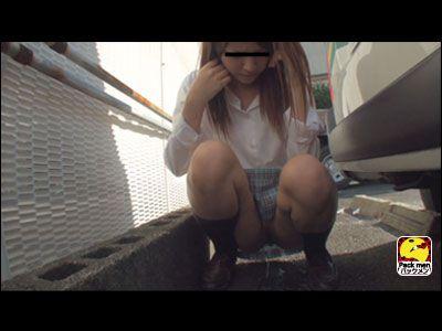 盗撮!!女子高生ナンパ1 〜おしっこ強要編〜 5