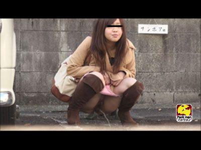盗撮!!野グソ野ション10 3