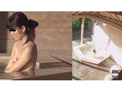 露天風呂のぞきレイプ 2