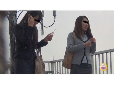 隠撮浣腸噴き出しうんこ測定会〜OLペアショット編〜 5