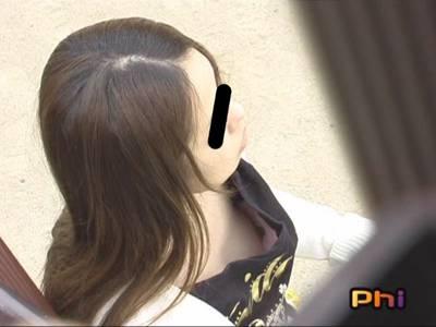 激白 覗撮乳首 〜お姉さん乳首見えてますよ!〜 4