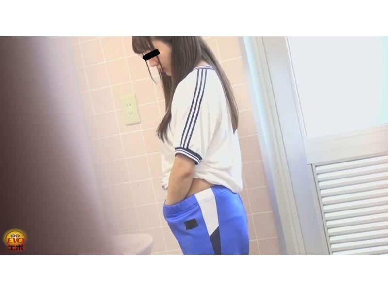 覗撮 体育館裏トイレ 女子校生の自慰ストーリー 2