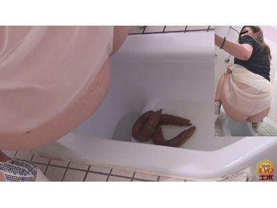 盗覗3カメトイレ ウンコのすべて2 1