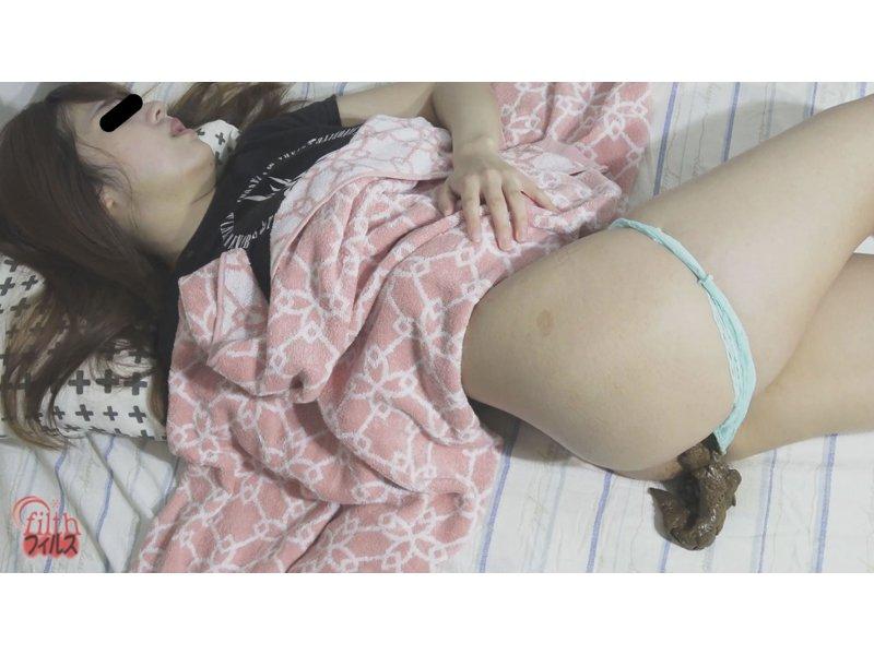 激撮!シェアハウスの大便事件 ~眠る女と潜むスカトロジスト~ 4