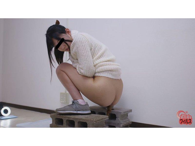 スニーカーズうんち2 〜オシャレ大学生の若いうんちとスニーカー。あとマンコ。〜 1