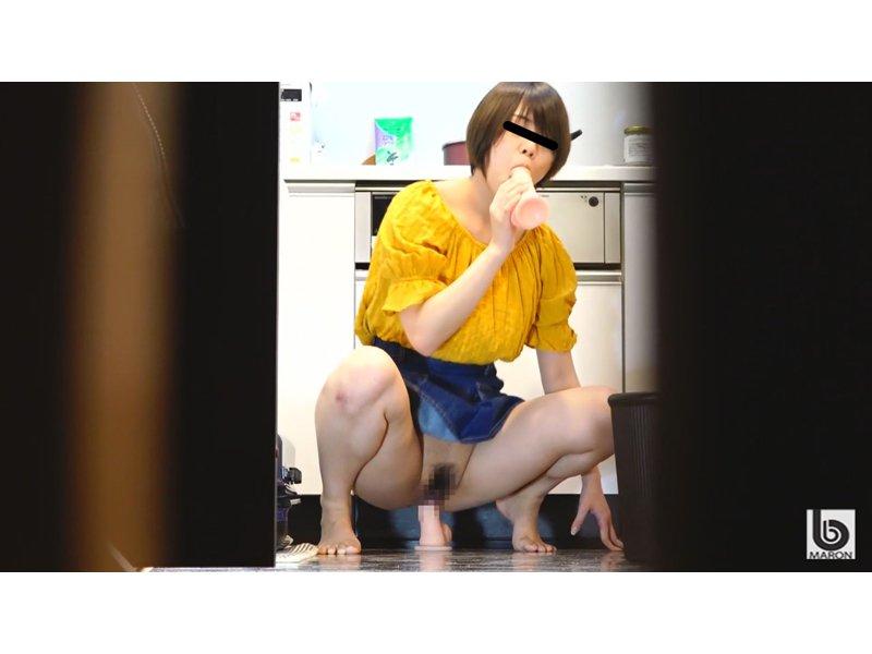 即ズボ!極太ディルドオナニー3 ~破膣の二刀流ディルド編~ 2
