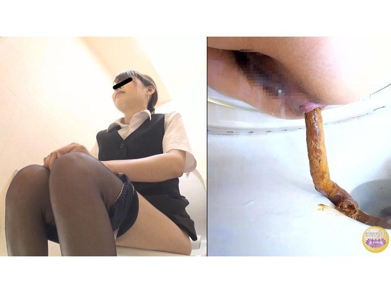 社内盗撮 働く女の大便記録 健康便と下痢便の日 弐 4