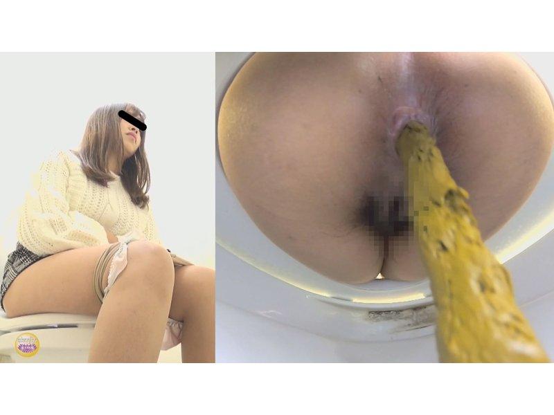 美女ストーカー大便② 4