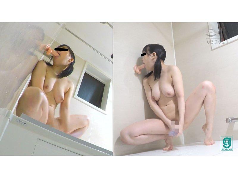 串刺しディルドオナニー  ~喉と膣で感じる女達~ 4