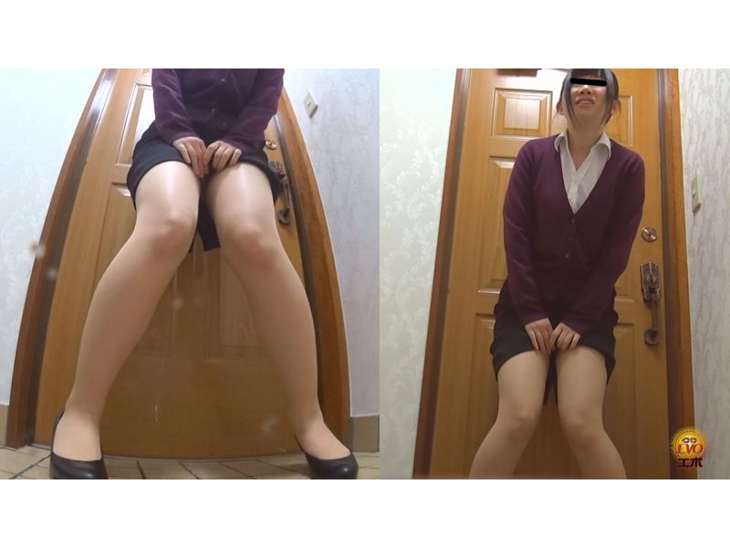 盗撮 働くお姉さんの羞恥お漏らし ~着衣に染みわたる恥ずかしい尿の大陸~ 2