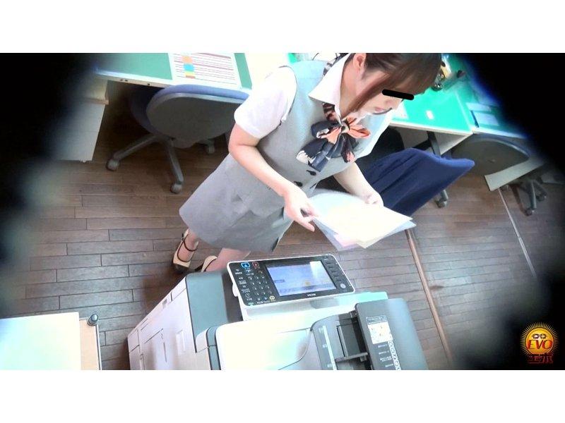 盗覗5カメトイレ オフィスレディのうんこdays2 新入社員が入社しました 3