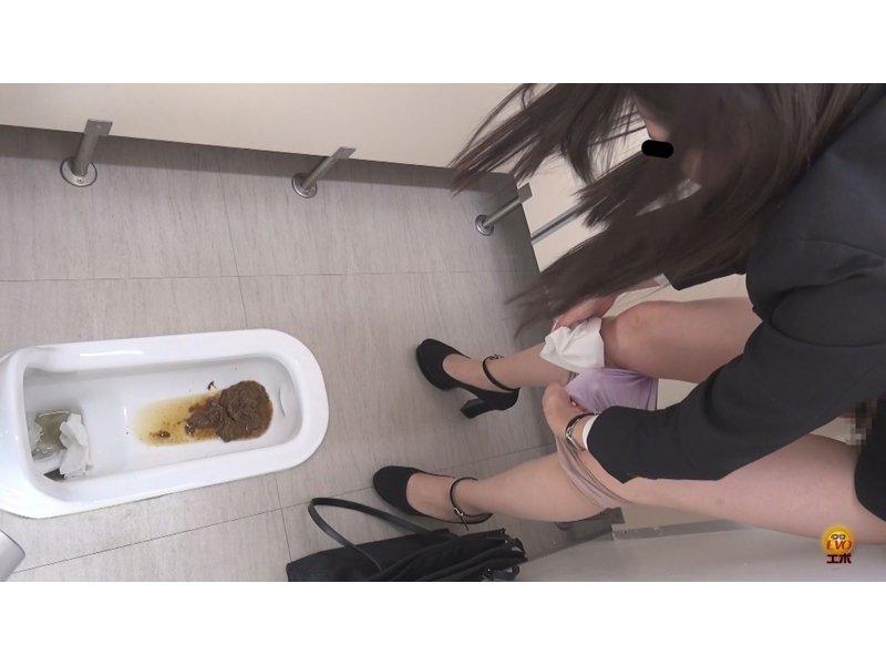 緊急事態!!!トイレ間に合わず...公然の場にてスリル下痢便 5